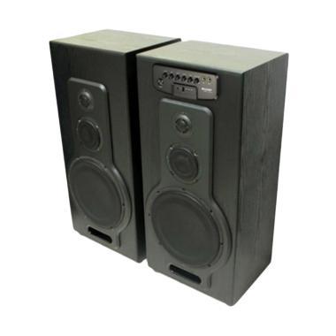 SHARP CBOX-1200UBL Active Speaker - Black