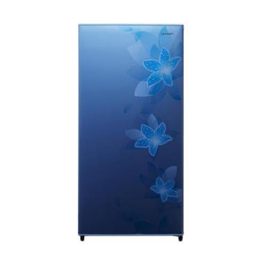 SHARP SJN166FFB One Door Refrigerator Kulkas [1 Pintu]