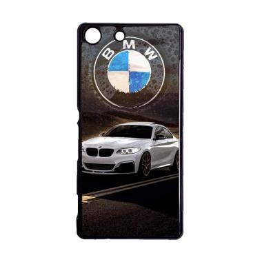 harga Bunnycase BMW Car Air Brush L1981 Custom Hardcase Casing for Sony M5 Dual Blibli.com
