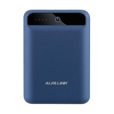 Alfalink 10000RC Powerbank - Blue