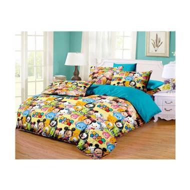 Rosewell Microtex Disperse Tsum-Tsum 2 Sprei