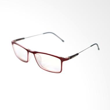 Ragnarok JS1010  Frame Kacamata - Red