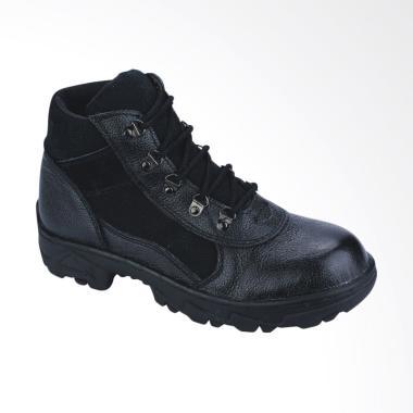 Recommended Sepatu Safety Pria - Hitam [526RCM]