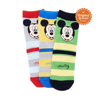 Disney NM8GA005 Mickey and Friends Sock Kids Kaos Kaki Anak [2-4 Tahun]