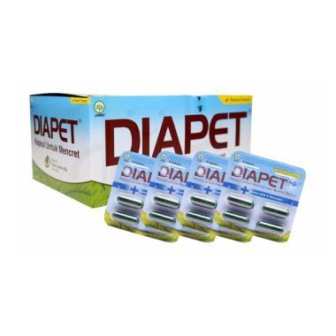 Diapet NR 407364 Obat Diare [25 Pcs]
