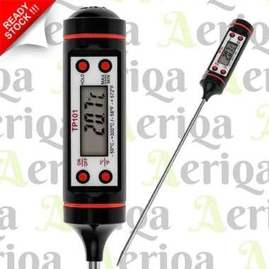 harga Jual Digital Food Thermometer - Termometer Makanan  Air - Dapur Berkualitas Blibli.com