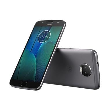 Motorola Moto G5S Plus (Lunar Grey, 64 GB)