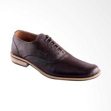 COCOES Marker Sepatu Formal Pria - Brown