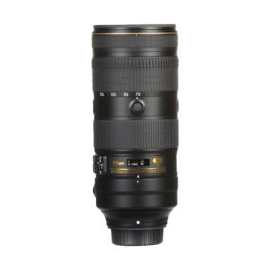 Nikon AF-S Nikkor 70-200mm f/2.8E FL ED VRx Lensa Kamera
