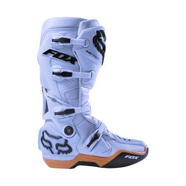 Fox Instinct Boots Motorcross - Light Grey 12252-097