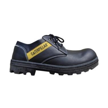 Caterpillar Sepatu Hiking Pria - Hitam