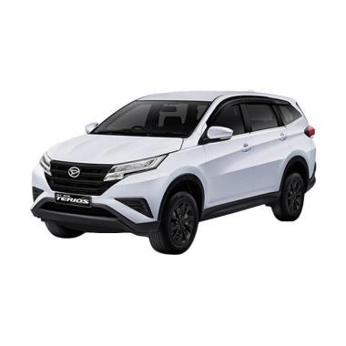 Daihatsu All New Terios 1.5 X Mobil - Icy White [Uang Muka Kredit BAF]