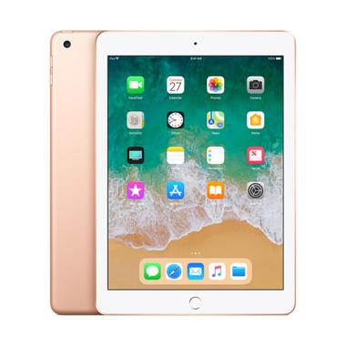 Apple New iPad 2018 128 GB Tablet - ... r] Internasional (Ipad 6)