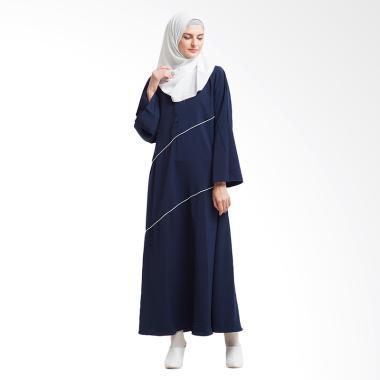 Allev Naifa Dress - Navy