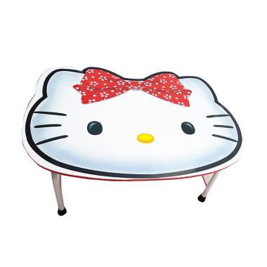 MOMO Hello Kitty Meja Belajar Anak