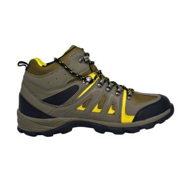 Outdoor Air Protec Paramount Sepatu Gunung - Coral Yellow