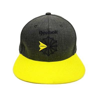 Reebok Classic Cap - Grey Yellow [Original]