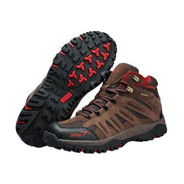 Snta 480 Sepatu Gunung - Brown Red