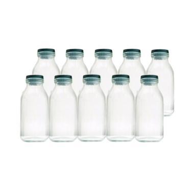 Momogi Kaca Set Botol ASI [10 pcs]