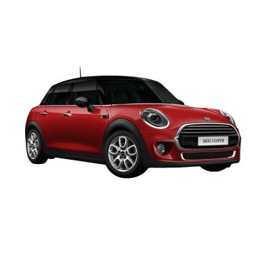 MINI Cooper 5-Door - Blazing Red Metallic