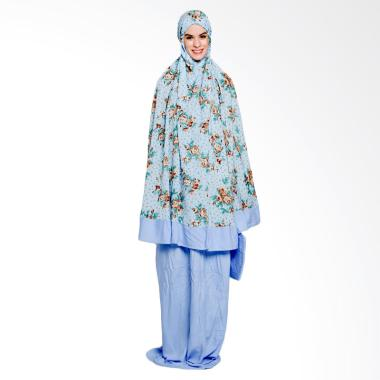 Ayda MM Jumbo Mukena - Blue