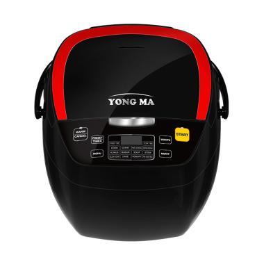Yong Ma YMC-801B Digital Rice Cooker - Black [2 L]
