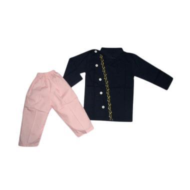 VERINA BABY Stelan Baju Koko Anak