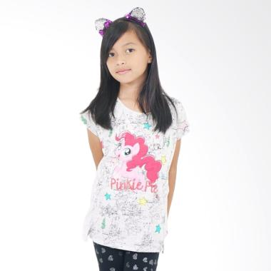 Kids Icon My Little Pony Fashion T-Shirt Anak Perempuan