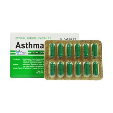 Mandjur Asthma Wan Obat Herbal