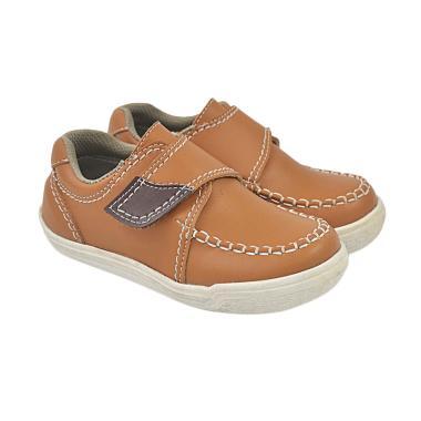 Recommended 368RCM Sepatu Sneakers Anak Laki-laki - Tan