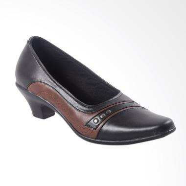 WIN Leather FTP SP-53 Sepatu Wanita - Hitam