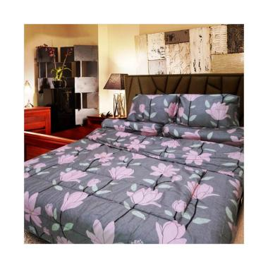 Berlian's CE015 Katun Jepang Set Sprei - Multicolor [Single Size]