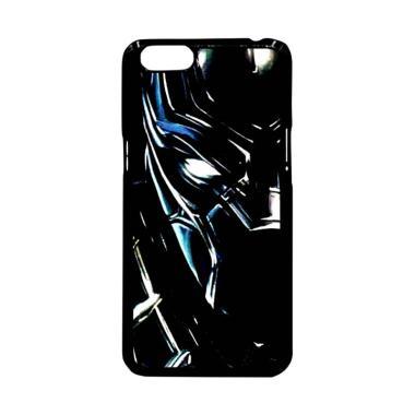 harga Bunnycase Black Panther Face L0593 Custom Hardcase Casing for OPPO A71 Blibli.com