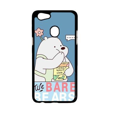 Bunnycase We Bare Bears Fat L0630 Hardcase Casing for OPPO F5