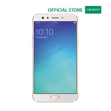 OPPO F3 Plus Smartphone - Gold [64GB/ 4GB]
