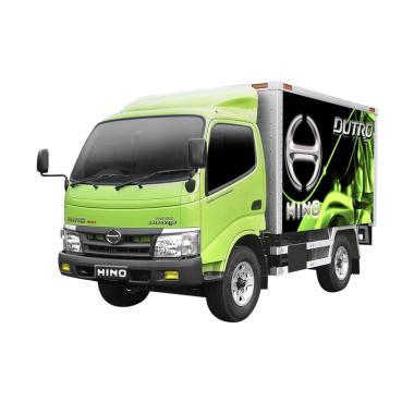 harga Hino Dutro 110 SD 4.0 Diesel M/T Mobil Bak Custom - Green [Jadetabek] M/T Green JADETABEK Blibli.com