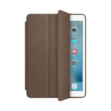 OEM Smart Flip Cover Casing for iPad Mini 1/ 2/ 3 Retina - Coklat