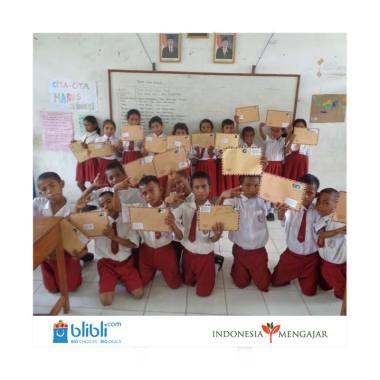Iuran Publik - Indonesia Mengajar Kep. Sabu Raijua [Rp. 52.500]