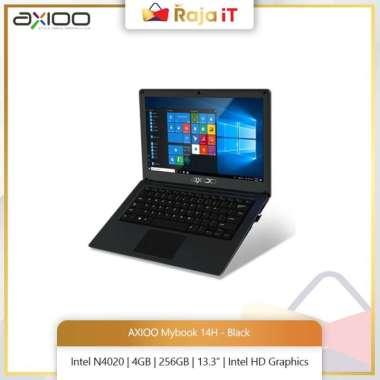 harga AXIOO Mybook 14H (N4020/4GB/256GB/Win10/UMA/No ODD/1Y/13,3