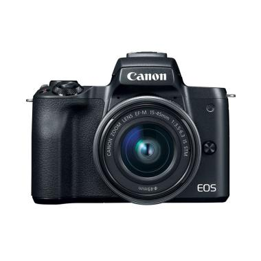 Canon EOS M50 Kit 15-45mm Kamera Mirrorless