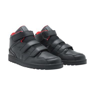 Precise Drago JT Sepatu Anak Laki - Laki - Hitam