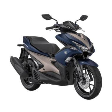 Yamaha Aerox 155 VVA S-Version Sepeda Motor [VIN 2018/ OTR Malang]