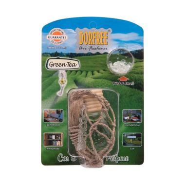 Dorfree Aroma Green Tea Parfum Mobil & Ruangan