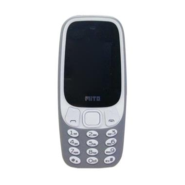 Mito 151 Candybar Handphone [Dual SIM/ Radio]