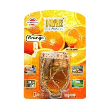 Dorfree Aroma Orange Parfum Mobil & Ruangan