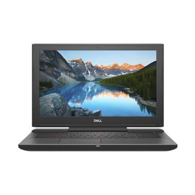 DELL Inspiron 7577 Laptop - Hitam [ ... X-1050 4GB/Windows 10 SL]