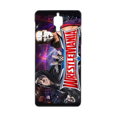 Acc Hp Sting vs The Undertaker E0044 Custom Casing for Xiaomi Mi4