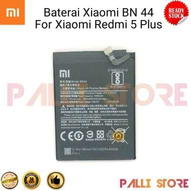 harga BATERAI XIAOMI REDMI 5 PLUS BN44 ORIGINAL BATTERY BATRE BATRAI HANDPHONE XIAOMI Blibli.com
