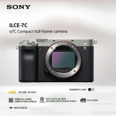 harga SONY KAMERA ILCE-7CL/BQ AF1 Blibli.com