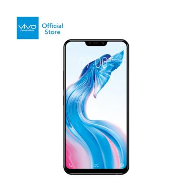 VIVO Y83 Smartphone - Black [4GB/32GB]